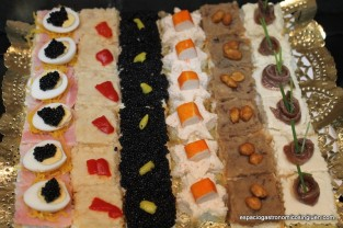 CANAPES 1