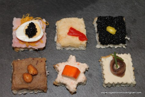 CANAPES 3